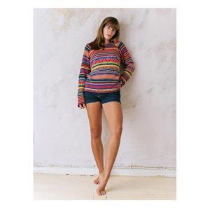 Handmade Alpaca Sweater Cuzco