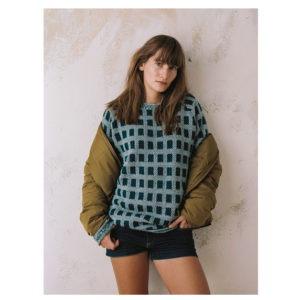 Handmade Alpaca Sweater Napkini